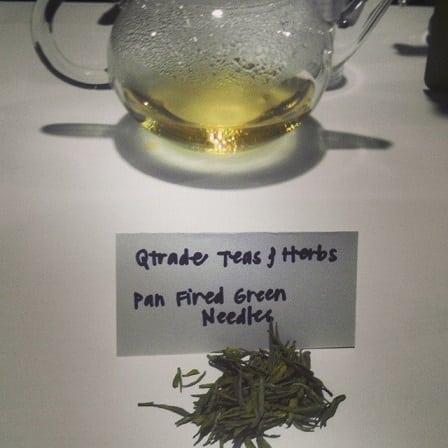 QTrade Fujian Green Needle