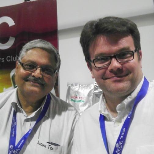 Me and Rajiv Lochan