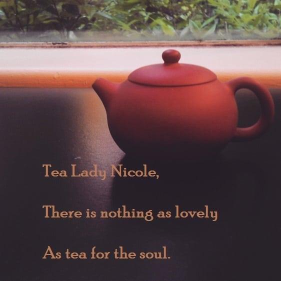 Tea Lady Nicole