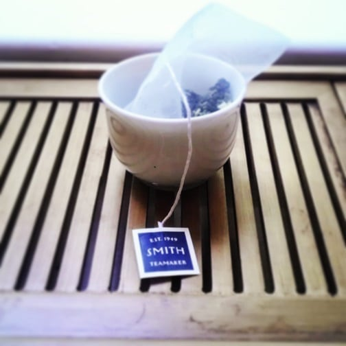oolong ice cream sachet