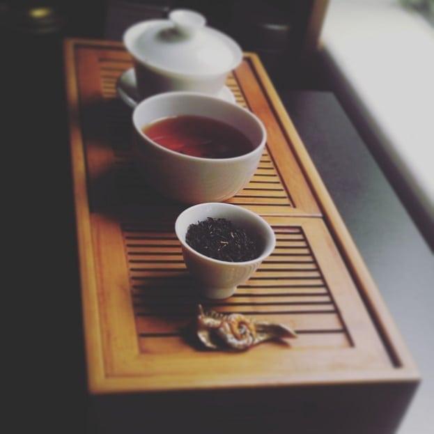 2012 Tong Mu brewed