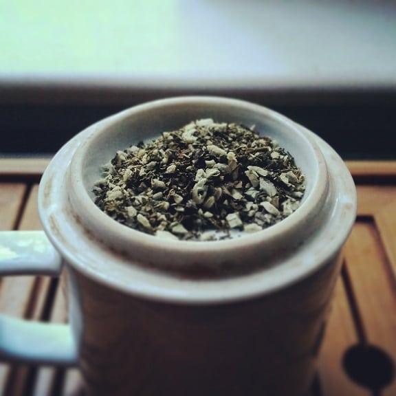 Kronen green coffee
