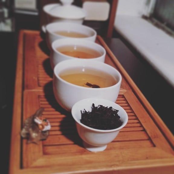 Tian Jian brewed