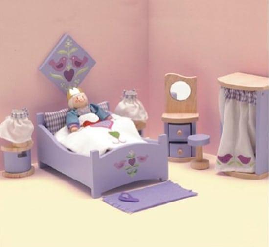 bedroom of sugar