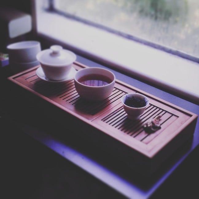 can sugar black tea brewed