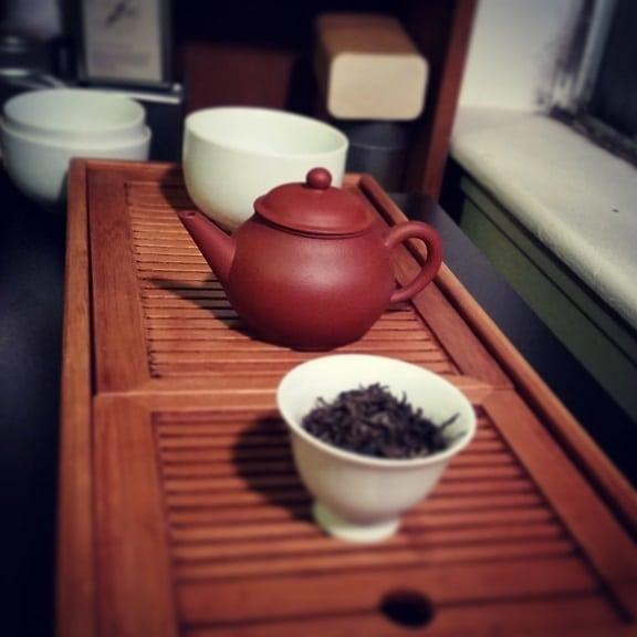 yixing pot