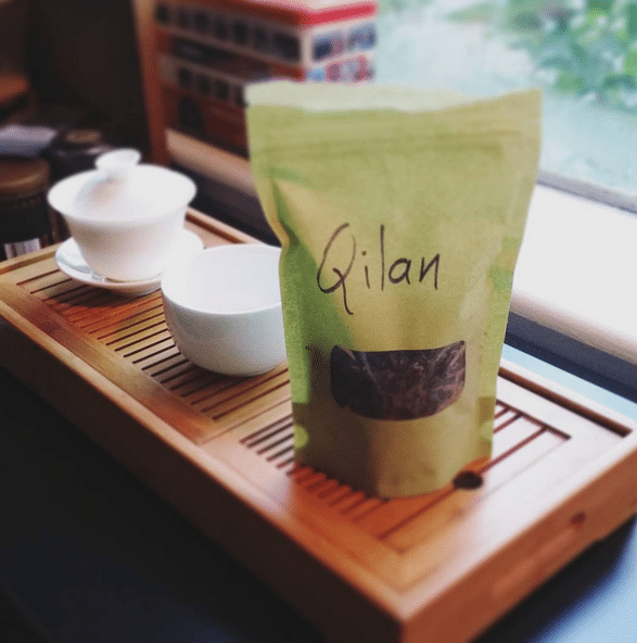 Qilan Wuyi oolong bag