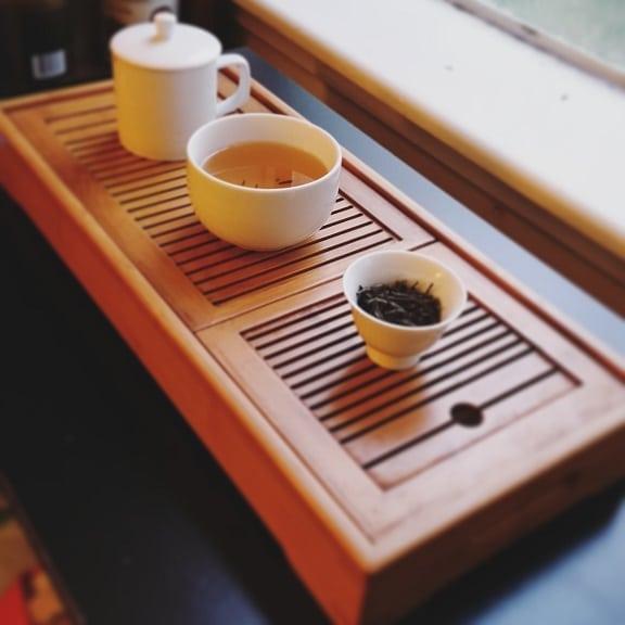 grey dragon tea brewed again