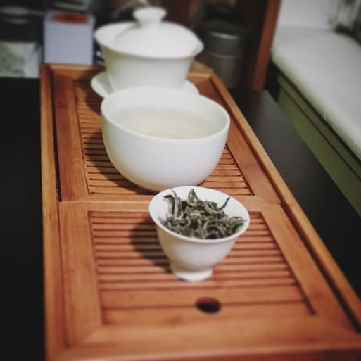 oolong first brew