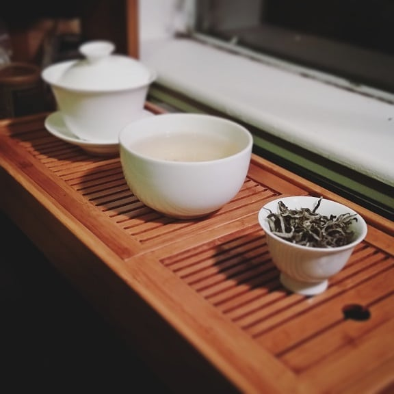 oolong second brew