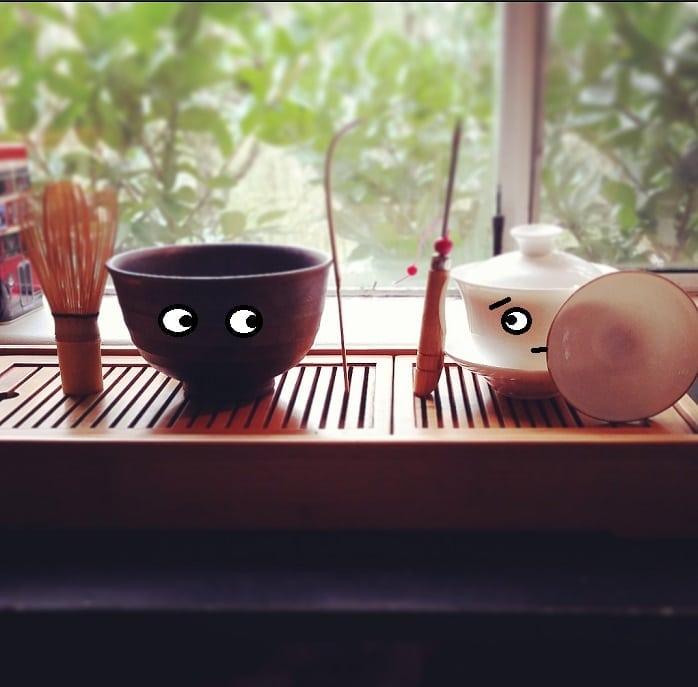 Tea Battle