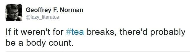 tweet tea