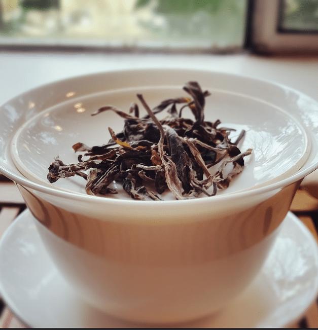 2015 loose dark tea