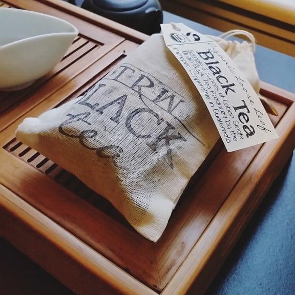 Guatamala black tea bag