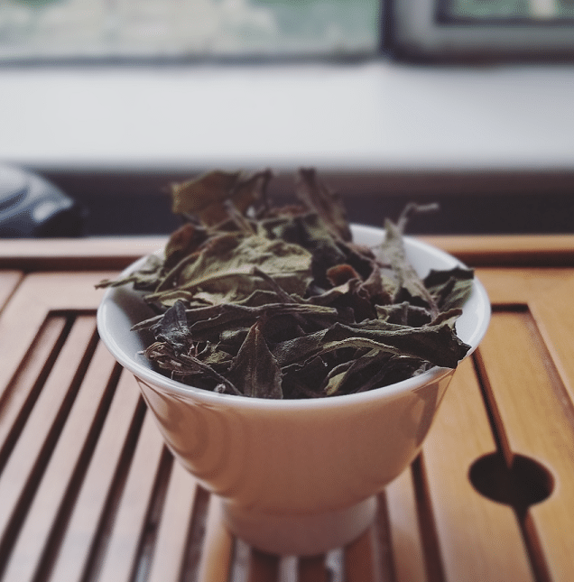 Kumaon white tea loose