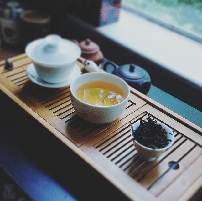 Ba Xian brewed