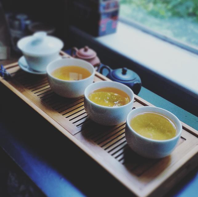 Ba Xian infusions