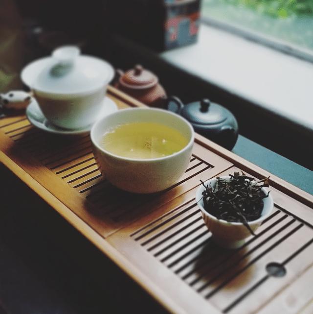 Bai Ji Guan first infusion