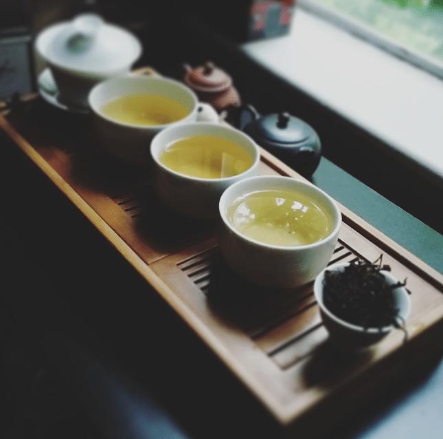 Bai Ji Guan three infusions