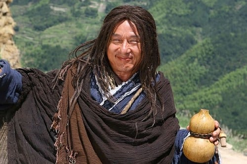 Jackie Chan as Lu Yan