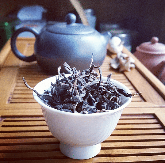 puerh for the yixing