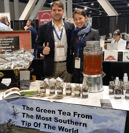 Southmatea at World Tea Expo