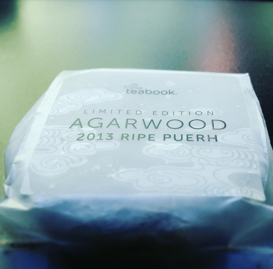 Agarwood puerh