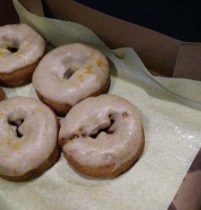 chai doughnut