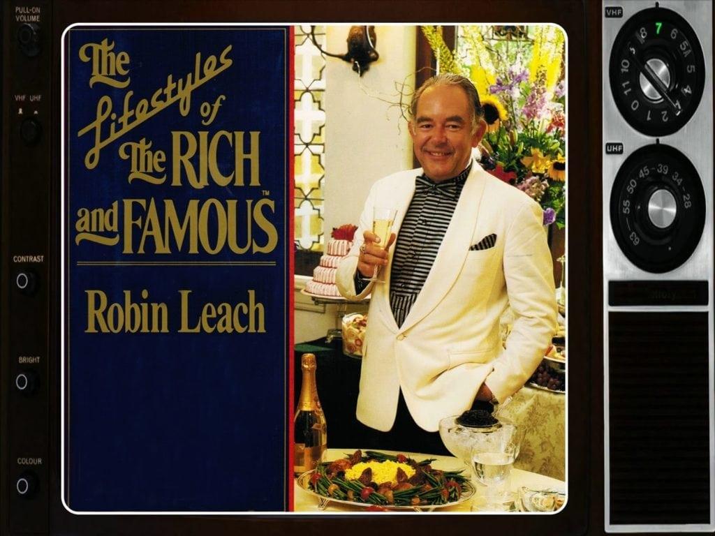 robin leach a LONG time ago.