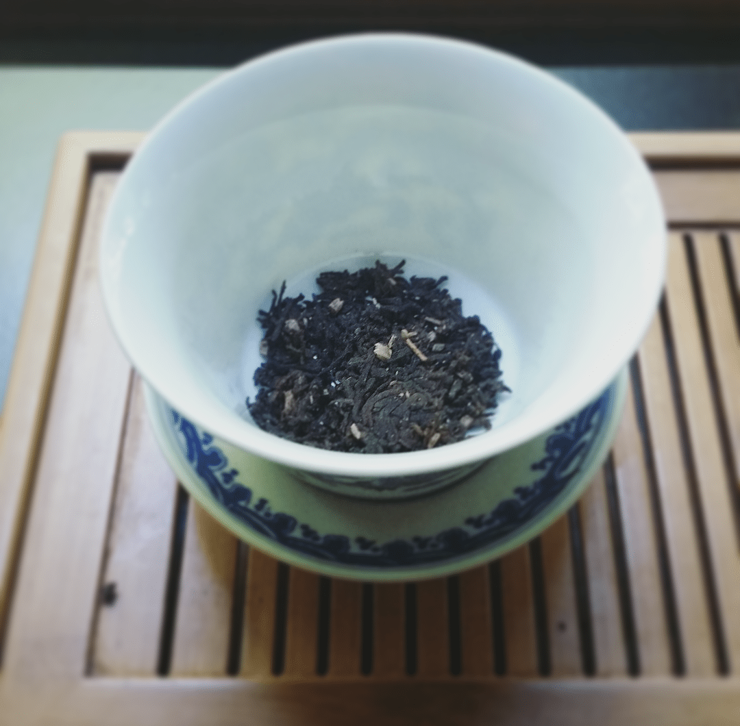 agarwood puerh chisel