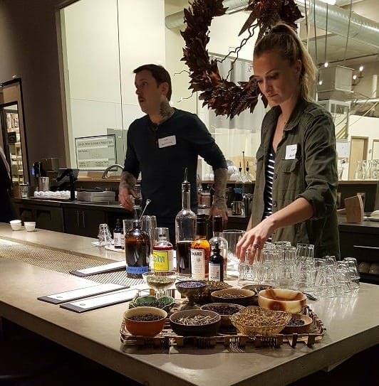 tea-bartenders